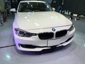 BMW 320d  コーティング施工