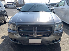 DODGE MAGNUM ラッピング施工