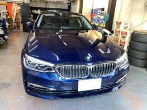 BMW 530e  カーフィルム施工