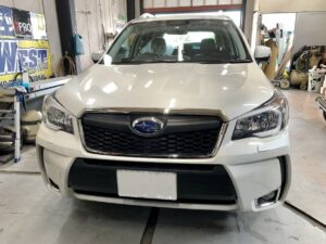 SUBARU FORESTER  ラッピング施工