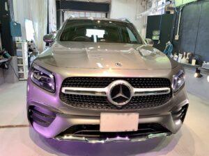 MercedesBenz GLB  コーティング施工
